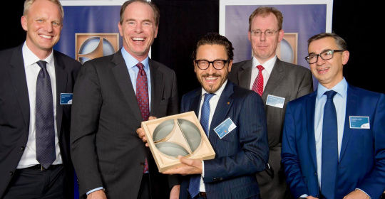 For Electrolux, Oldrati Group is the best supplier in Europe